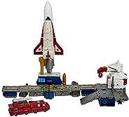 Transformers 变形金刚 Generations War Cybertron Galactic Odyssey系列 Botropolis救援任务6件,适合8岁以上的人,5.5英寸/约13.97厘米