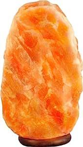 Everest 喜马拉雅盐灯 38.1-45.72 cm 高 137.16 kg 估计 大房间的*佳大灯! !
