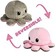 原创双面章鱼毛绒玩具 | TeeTurtle的*设计 | 不说一句话,展示您的心情!