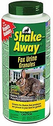 Shake-Away 2852228 狐狸Urine Granules,28-1/2 盎司 28.5 Oz. 2852228