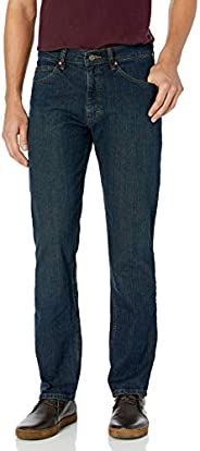 LEE Men's Regular Fit Straight Leg Jean Stout 29W x