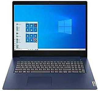 Lenovo 联想 IdeaPad 3 17.3 英寸笔记本电脑:* 10 代酷睿 i5-10210U,256GB SSD,8GB RAM,17.3 英寸全高清 IPS 显示屏