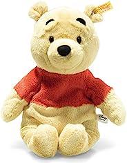 Steiff 小熊维尼柔软可爱的朋友迪士尼原创可爱玩偶,29 厘米,儿童可爱,可水洗,金色(024528)
