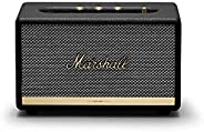 Marshall 马歇尔 Acton II 蓝牙音箱 扬声器 第二代新品 全新升级 黑色 (UK)