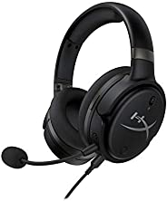 HyperX HX-Hscos-GM/WW Cloud Orbit S - Waves NX 3D 音频游戏耳机,带 Waves NX 头跟踪技术