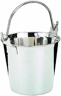 ibili 食品桶,银色 银色 16 cm 711816