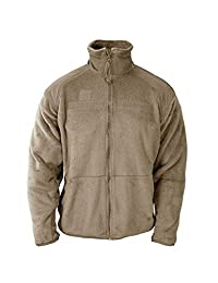 Propper Gen III 夹克 * 聚乙烯 FLC,棕褐色,大号短裤