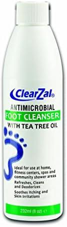 ClearZal 含茶树油的*洁面乳 232 毫升
