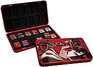 DAHAKII 24 游戏卡夹存储盒 兼容 Nintendo Switch Switch 游戏盒 游戏卡夹 (N)
