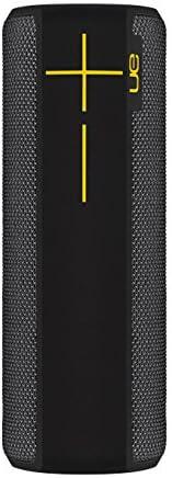 Ultimate Ears BOOM 2无线/蓝牙音箱(防水和防震) - 黑豹版,黑色/黄色
