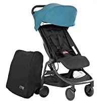Mountain Buggy Nano V3 嬰兒車 藍*