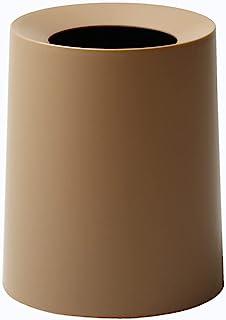 ideaco(ideaco) 垃圾桶 圆形 斜纹 11.4升 TUBELOR HOMME