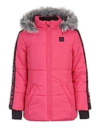 Calvin Klein 大女孩款冰川河豚外套