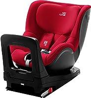 Britax 宝得适 Römer 儿童座椅 61 - 105 厘米(3 个月至 4 岁),DUALFIX Z-LINE 汽车座椅ISOFIX, 火红色, 2000033548