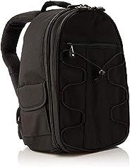 AmazonBasics 亚马逊倍思 单反相机及配件背包 (黑色)