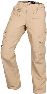 LA Police Gear 女式操作裤,带 8 个口袋,弹性腰带