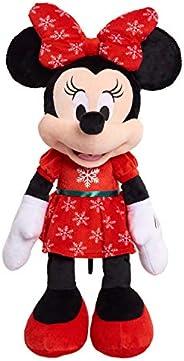 Disney Minnie Mouse 2020 大號假日毛絨玩具