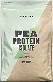 My Protein Pea isolate 蛋白质补充剂,1 千克