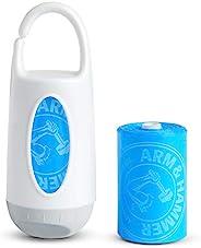 Munchkin Arm & Hammer 尿布袋分配器和袋