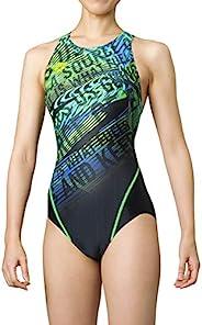 arena 阿瑞娜 泳衣 紧身平角裤 交叉肩带设计 AQUA RACING 女士 FAR-0563W