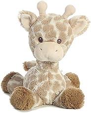 Aurora World Baby - Loppy 长颈鹿音乐毛绒玩具,11.5 英寸