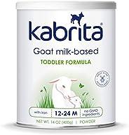 kabrita 佳贝艾特 山羊奶粉,14盎司,400克(1罐)