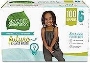 *七代自由清爽敏感肌肤婴儿尿布 带动物印花 印花 6