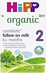 HiPP 喜宝 Organic 2 成长牛奶,适合6个月以上婴儿,800克,4罐装