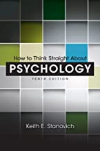 How to Think Straight About Psychology (2-downloads) (English Edition)