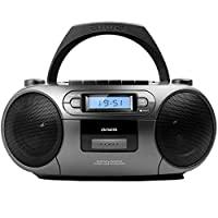 AIWA BBTC-550 便攜式磁帶收音機 藍牙 CD USB