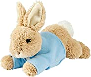 GUND 大型 Lying Peter Rabbit 毛绒玩具