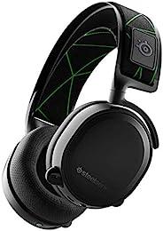 SteelSeries Arctis 7X 无线 - 2.4 Ghz 无线游戏耳机 - 适用于 Xbox 系列 X 和 Xbox One - 黑色(Xbox 系列 X////xbox_one)