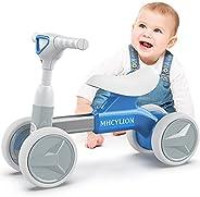 Baby Balance 自行车玩具 19 个月可爱幼儿*辆自行车婴儿学步车儿童无踏板 4 轮 1 岁生日礼物