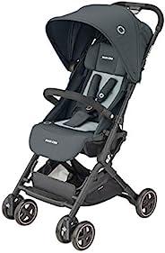 Maxi-Cosi 迈可适 1233750111 Lara 2,轻便小巧,可折叠婴儿车,适合约6个月至4岁,*大22千克,基本图形,灰色,6400克