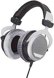 Beyerdynamic 拜亚动力 DT 880 优质 600欧姆耳罩式立体声耳机。 半开放设计,有线,高端,适用于特殊耳机功放