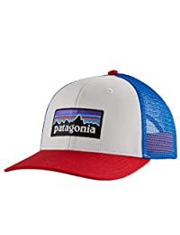 Patagonia P-6 标志卡车司机帽贝雷帽