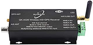 无线 AIS 接收器带 GPS 和 NMEA.(QK-A026)