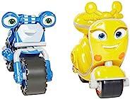 TOMY T20045 Ricky Zoom-Pack 环和滑板车