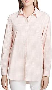 Calvin Klein 女士格子男友衬衫