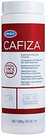 Urnex 浓缩咖啡机清洁粉 - 566克 - Cafiza 专业浓缩咖啡机清洁剂