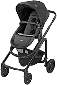 Maxi-Cosi 迈可适 Lila CP 舒适婴儿车 可折叠 6 个月至 4 岁 0-22 千克 基本黑色
