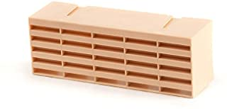 TIMCO 1201ABBU 20 个装 Timloc 1201AB 塑料气砖 - Buff