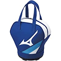 MIZUNO 美津濃 高爾夫 球包 旅游包 男款 21×21×31厘米 白色×藏青色 5LJD202200