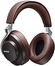 Shure AONIC 50 无线降噪耳机,优质录音室品质,蓝牙 5 无线技术,舒适贴合耳朵,20 小时电池寿命,指尖控制SBH2350-BR  均码