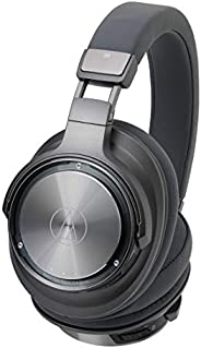Audio-Technica 铁三角 ATH-DSR9BT 蓝牙无线头戴式耳机,纯数字驱动器