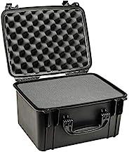 "Case Club 重型防水保护套,带可定制预核可插入泡沫 - 适合相机、无人机、枪支等 13.50""L x 9.80""W x"