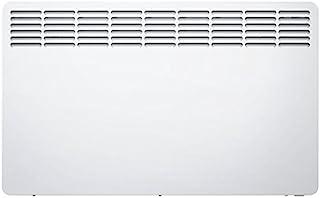 Stiebel Eltron 236524 CNS 50 TREND 壁式对流散热器 500 W 适用于面积约5 平方米 防冻保护 周计时器 开窗识别功能 LC 显示屏 白色 Alpineweiß 2000 W
