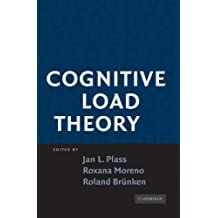 Cognitive Load Theory (English Edition)