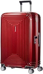 Samsonite 新秀丽 Neopulse系列 硬壳拉杆箱,Métallique Red,69 cm