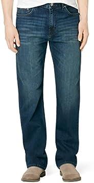 Calvin Klein 男士宽松直筒裤,Cove,34W x 30L